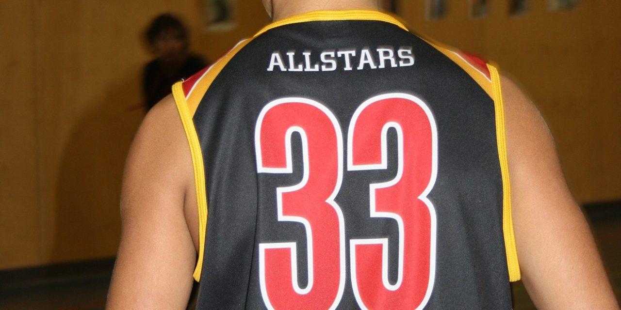 ALL STARS BASKETBALL TEAM TALK DREAMS