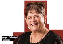 Margaret Farrugia / Noongar Woman