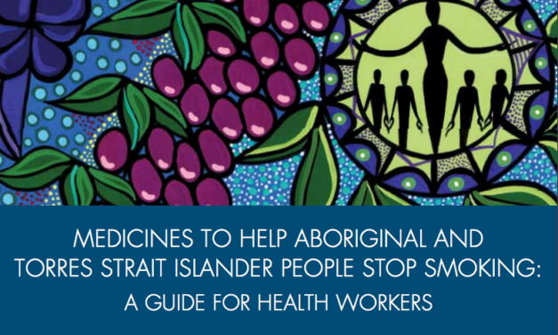 Medicines to Help Aboriginal and Torres Strait Islander People Stop Smoking