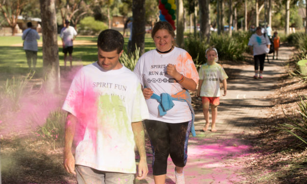 2017 Aboriginal Spirit Colour Fun Run and Walk
