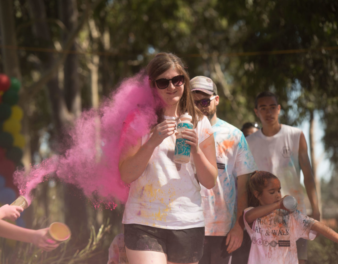 2017 Aboriginal Spirit Colour Fun Run Gallery – Part II