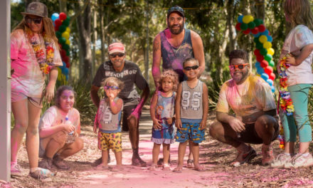 Aboriginal Spirit Colour Fun Run & Walk – Sunday 19 November 2017