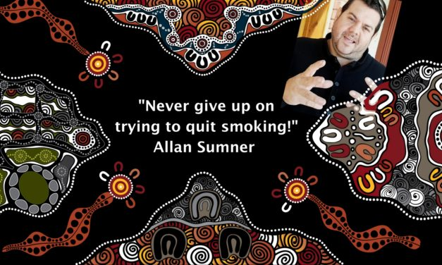 New artwork illustrates the story Nunkuwarrin Yunti and the community share in tackling tobacco